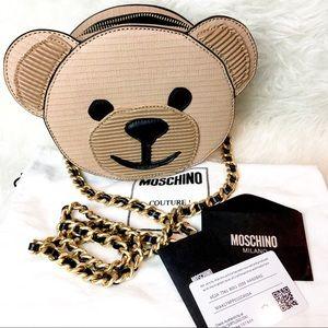 Moschino Bear Crossbody